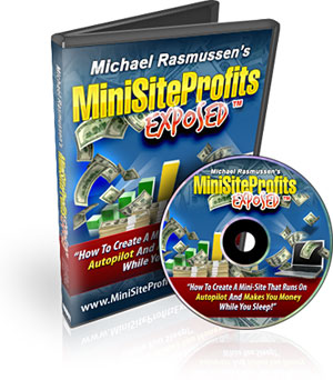 Mini Site Profits Boost Your Online Income